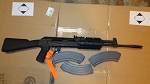 M&M LLC M10-762 AK-47 7.62X39 Rifle