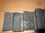 5-pack Steel HK G3 Steel  20RD value Pack  5 mags good to very good condition.