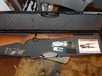 ISSC American tactical Imports SPA 17 17hmr straight Pull action Walnut Stock Factory NEW