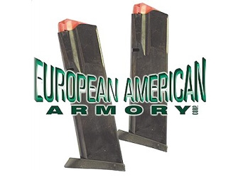 EAA Witness European Armory 40SW full size 101940 14 rd magazine 40 S&W