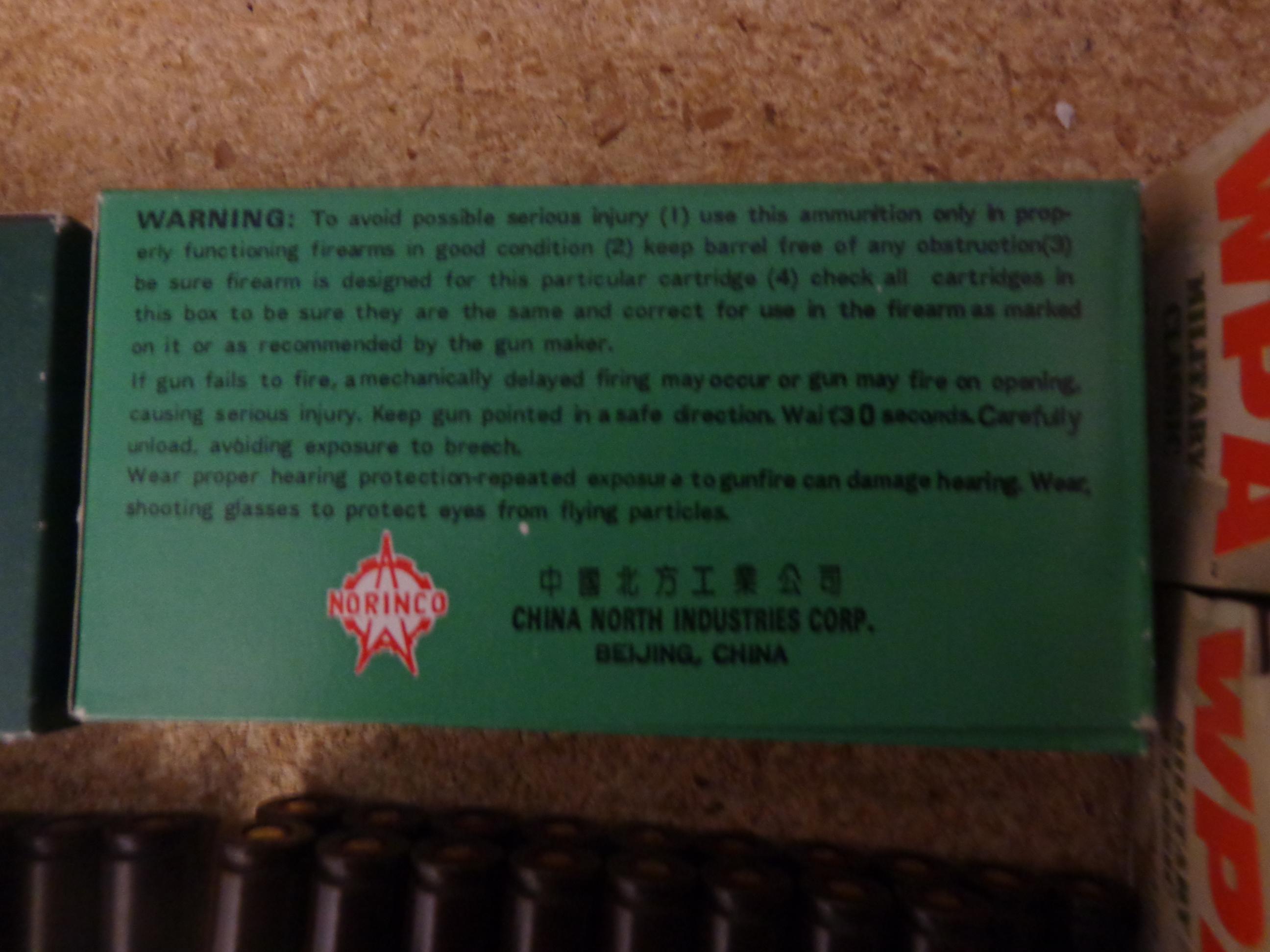 Rock Island Armory AK 47/22 22lr semi automatic wood stock 10 rd magazine