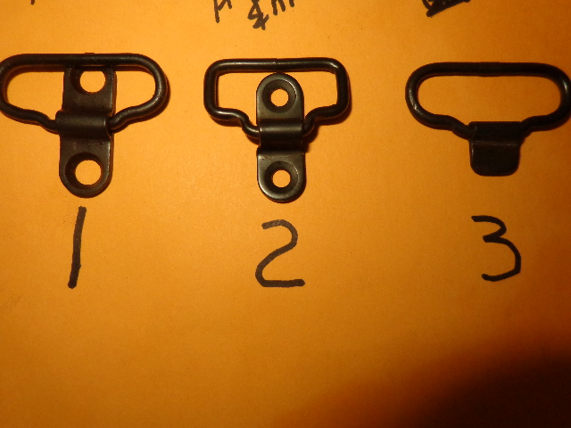 AK Buttstock sling swivel assembly Pick the type you need