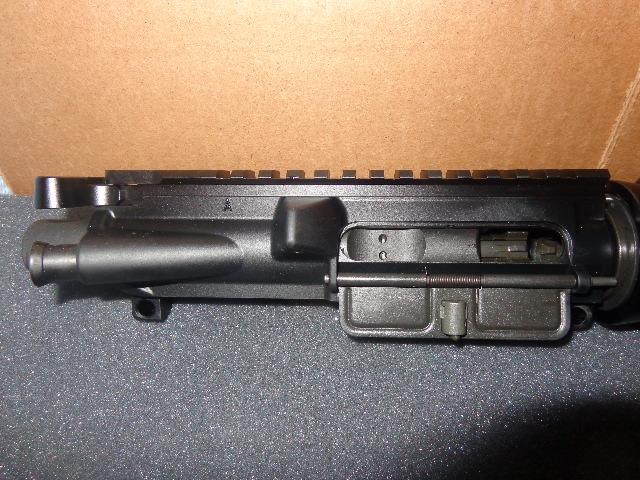 Del Ton Ar 15 Complete Upper Assembly 16 M4 Flat Top A2 Flash Hider Delton