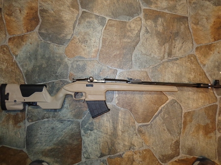 Chinese Type 53 Mosin Nagant 7 62X54R with Promag Archangel stock