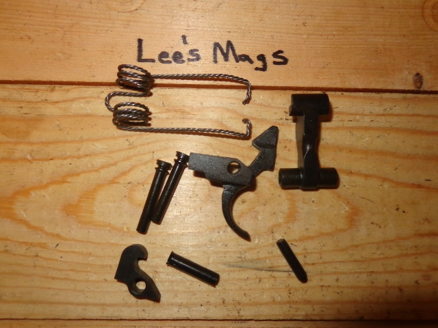New WASR AK Semi Auto trigger parts Set W Hammer Spring & Sleeve