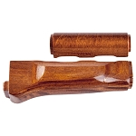 AKM AK47 AK74 High Gloss  laminate Wood handguard set