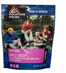 Mountain House Apple Crisp 3 serving pouch