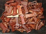 Polish AKM Bakelite Pistol Grip Redish Brown
