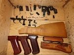 Misc AK Parts kit.