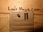 Ak-74 Butt plate screw for wood stock Original take off part