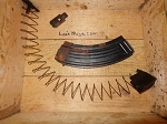Yugoslavian M70 AK BHO Magazine parts Pick part you need