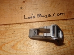 AK-47/74 Rear Sight Base assembly W gas tube locking lever. No other parts included Gray finish