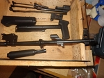 New Pioneer Arms AK-47 factory New replacement Parts Kit no serial numbers