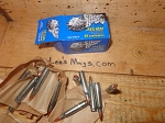 Silver Bear 500 rounds 223rem 62 gr HP steel cased Ammunition .223