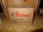 500 Rounds Tula .45 ACP steel case boxer primed 230gr