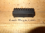 Tapco AK-47  BlackPlastic upper Handguard with rail US Made. tapf620602
