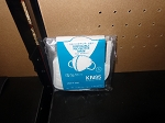 5 Pack KN95 NON-MEDICAL DISPOSABLE PROTECTIVE MASK NEW