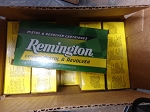 Remington 38 Special 125gr SJHP +P 500 rounds