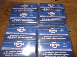 PPU 22-250 55gr SP 320 rounds