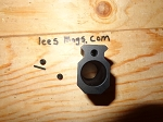 Anderson Manufacturing AR-15 gas block standard Height, .750 with picatinny