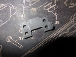 ak47-trigger guard base plate