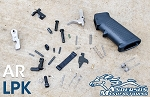 Anderson AR-15 Complete Lower  reciever Parts Kit. LPK Stainless hammer/trigger
