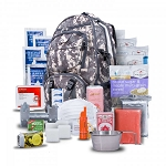 Wise Company 5 Day Survival Kit Backpack For One Person
