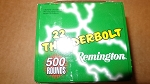 Remington Thunderbolts 5,000 Rounds 22lr High Velocity round nose 40gr