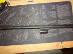 SAS-12 Chinese 12 ga semi auto shotgun barrel, new, take off.