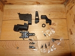 Romanian AKM 7.62X39 parts kit/Trunnion set with rivets No markings