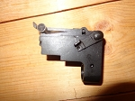 Romanian  AKM  Rear Sight Base/Block Assembly  NEW