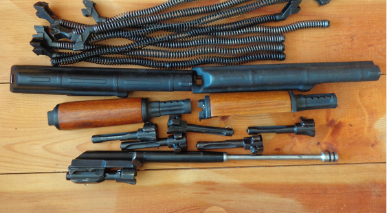 Surplus & Gun Parts