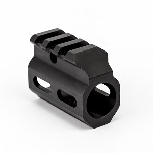 AR-15 gas block standard Height, .750 with picatinny